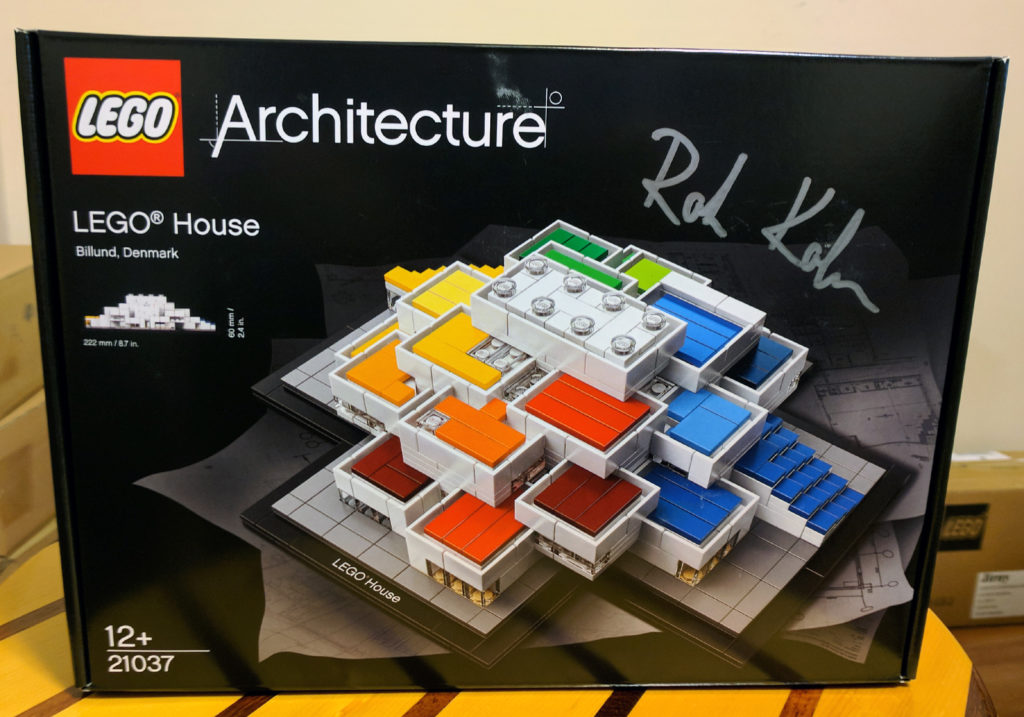 LEGO House Set